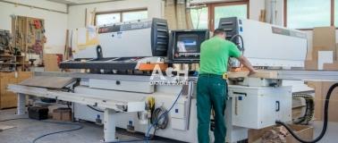 Ablakgyártás a CNC WINDOR gépen