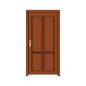 vchodové dvere vzor 62