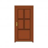 vchodové dvere vzor 1
