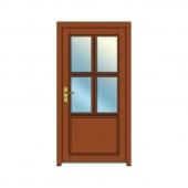 vchodové dvere vzor 2