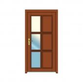 vchodové dvere vzor 5