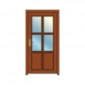 vchodové dvere vzor 6