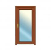 vchodové dvere vzor 54