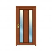 vchodové dvere vzor 9