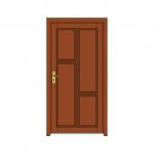 vchodové dvere vzor 12