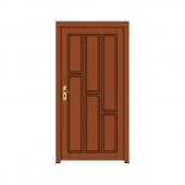 vchodové dvere vzor 14