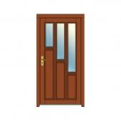 vchodové dvere vzor 15