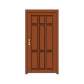 vchodové dvere vzor 16