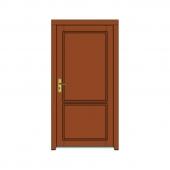 vchodové dvere vzor 55