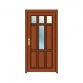 vchodové dvere vzor 18