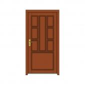 vchodové dvere vzor 20