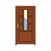 vchodové dvere vzor 21