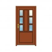 vchodové dvere vzor 22