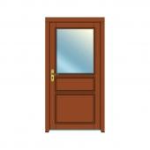 vchodové dvere vzor 24