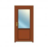 vchodové dvere vzor 56