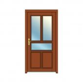 vchodové dvere vzor 28