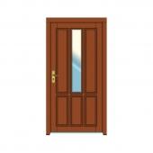 vchodové dvere vzor 30