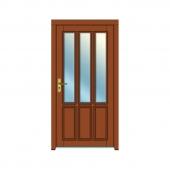 vchodové dvere vzor 32