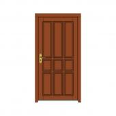 vchodové dvere vzor 33