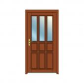 vchodové dvere vzor 34
