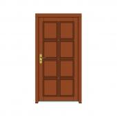 vchodové dvere vzor 35