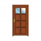 vchodové dvere vzor 36