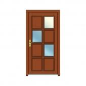 vchodové dvere vzor 37