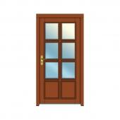 vchodové dvere vzor 38