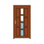 vchodové dvere vzor 40