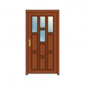 vchodové dvere vzor 41