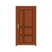 vchodové dvere vzor 43