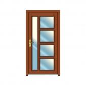 vchodové dvere vzor 48