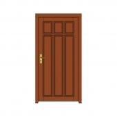 vchodové dvere vzor 49