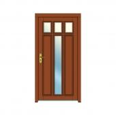 vchodové dvere vzor 50