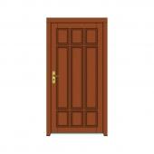 vchodové dvere vzor 51