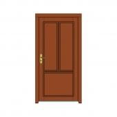 vchodové dvere vzor 60
