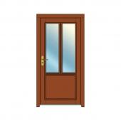vchodové dvere vzor 61
